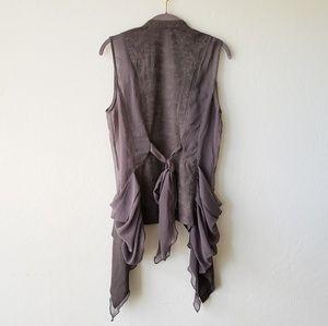 Miilla Clothing Jackets & Coats - Miilla | Urban Outfitters Open Vest